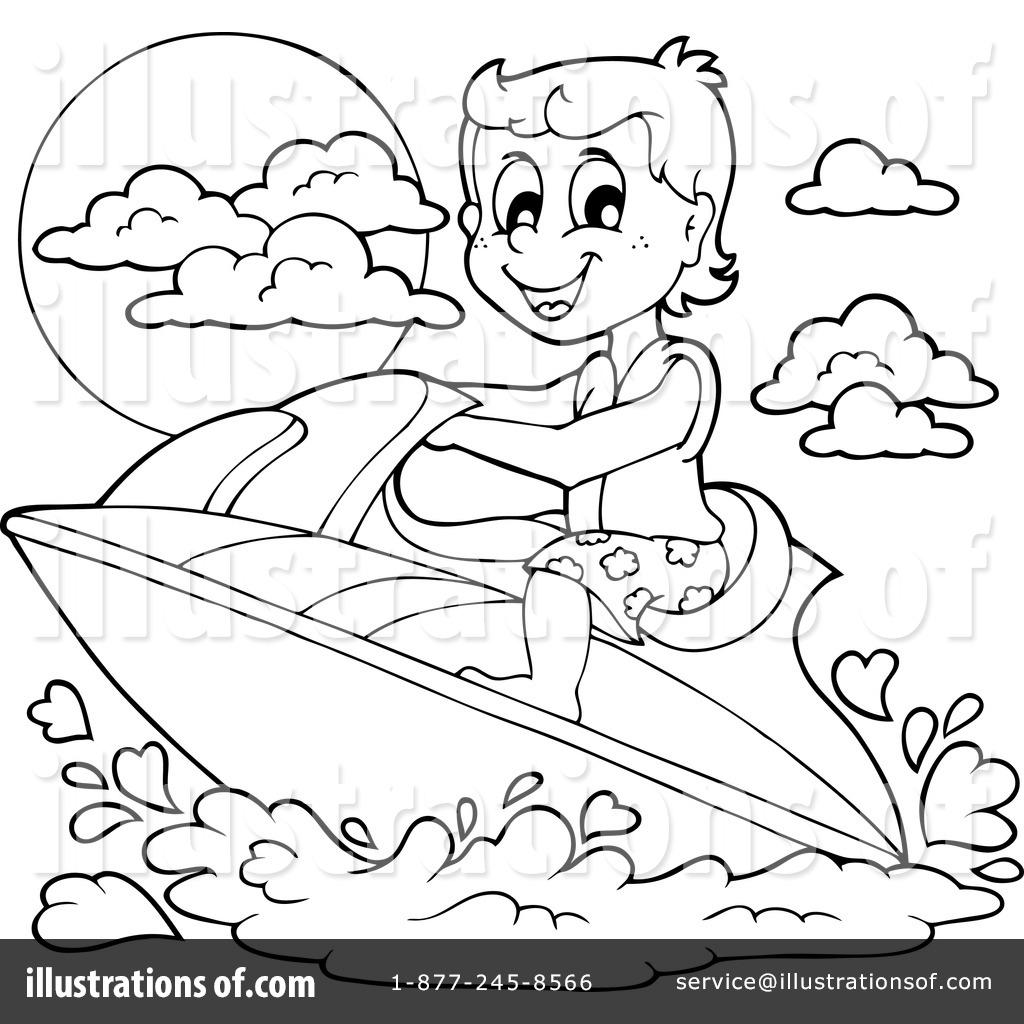 Jet Ski Water