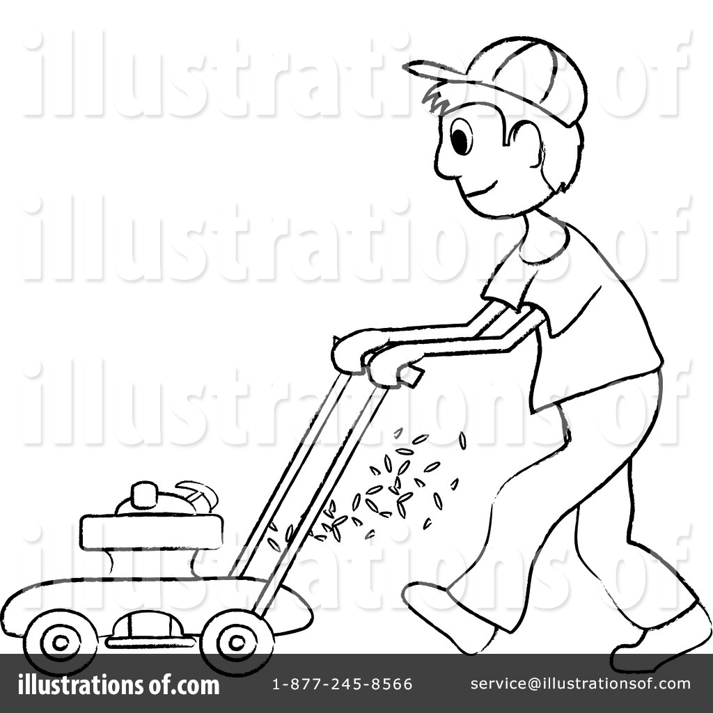 Zero Turn Lawn Mower Coloring Pages Coloring Pages