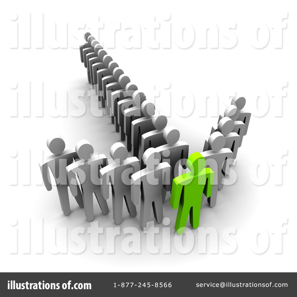 Leadership Clipart 101772 Illustration By Jiri Moucka
