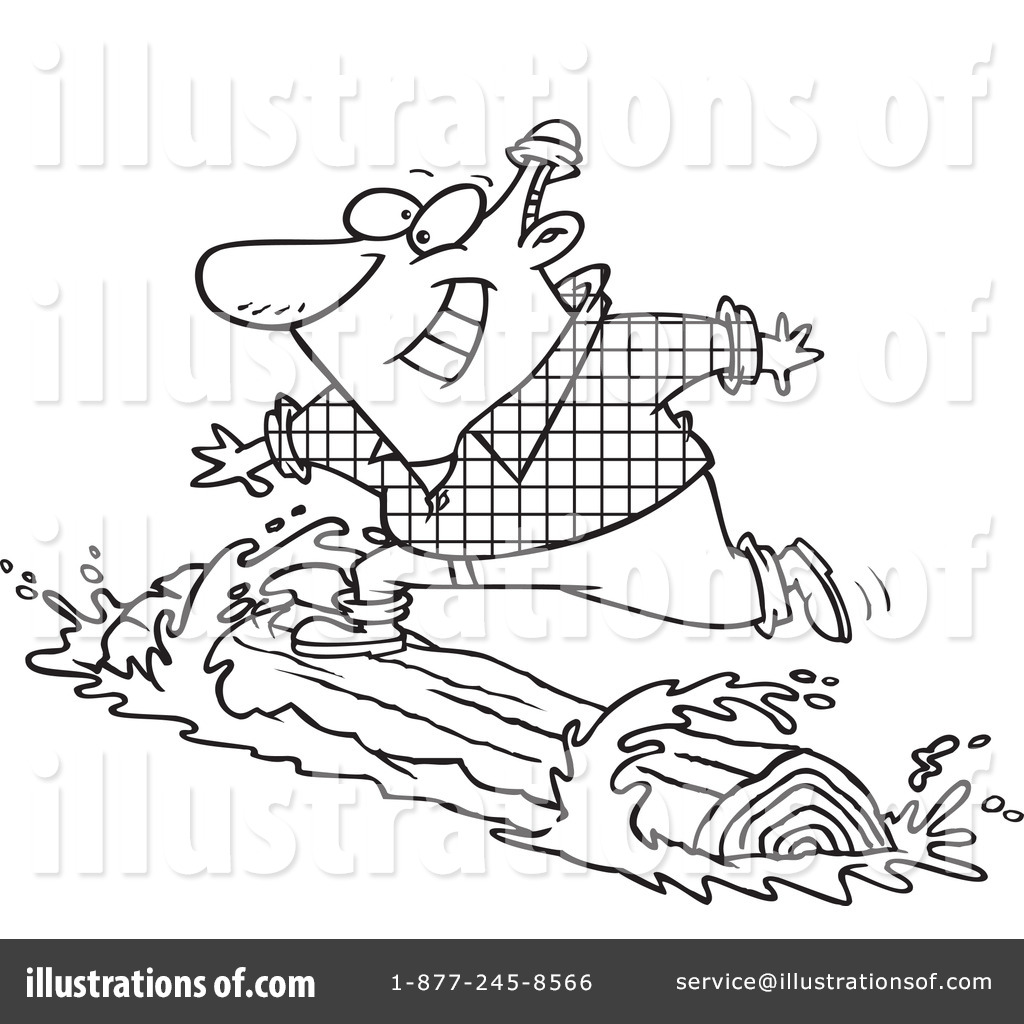 Lumberjack Clipart By Ron Leishman