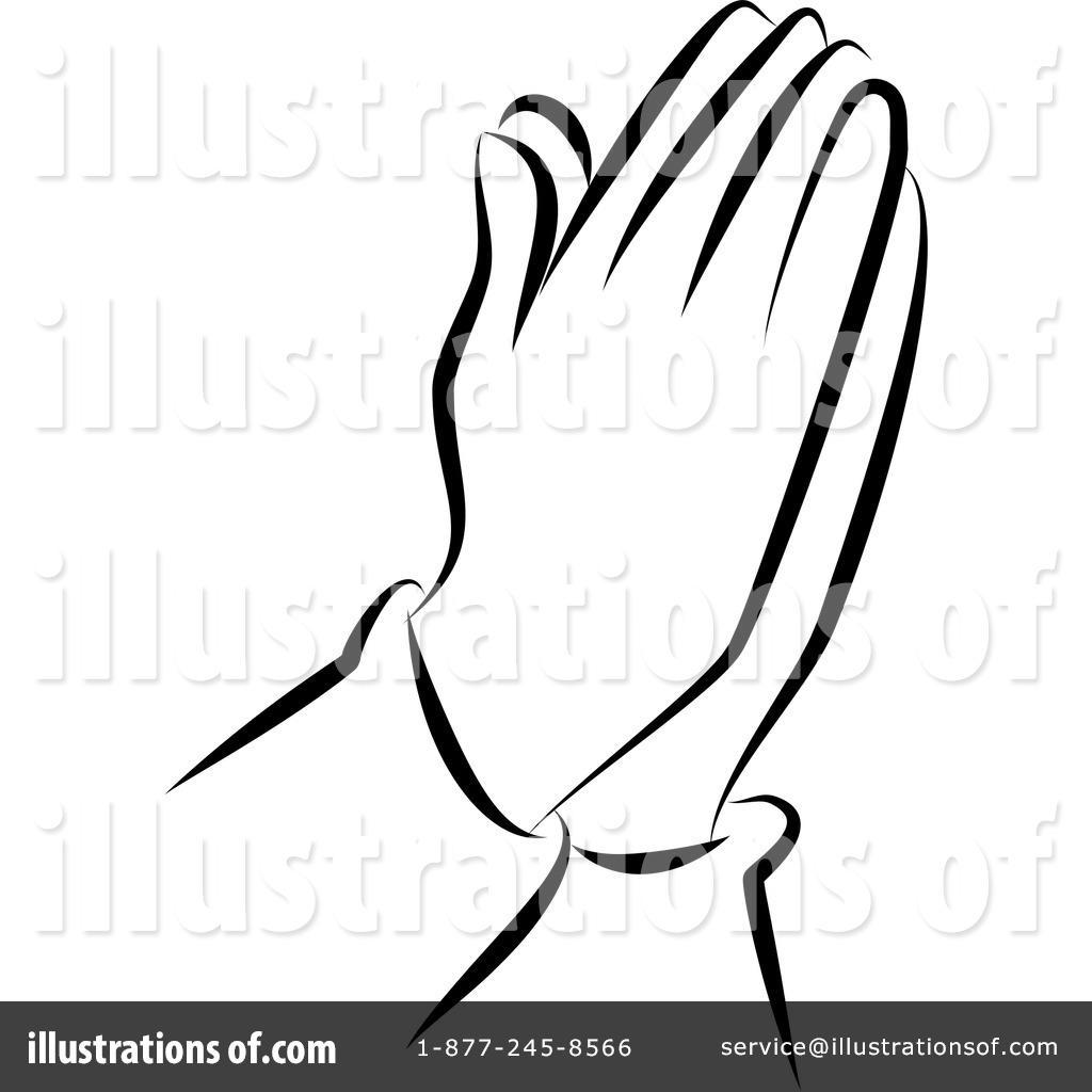 Praying Clipart
