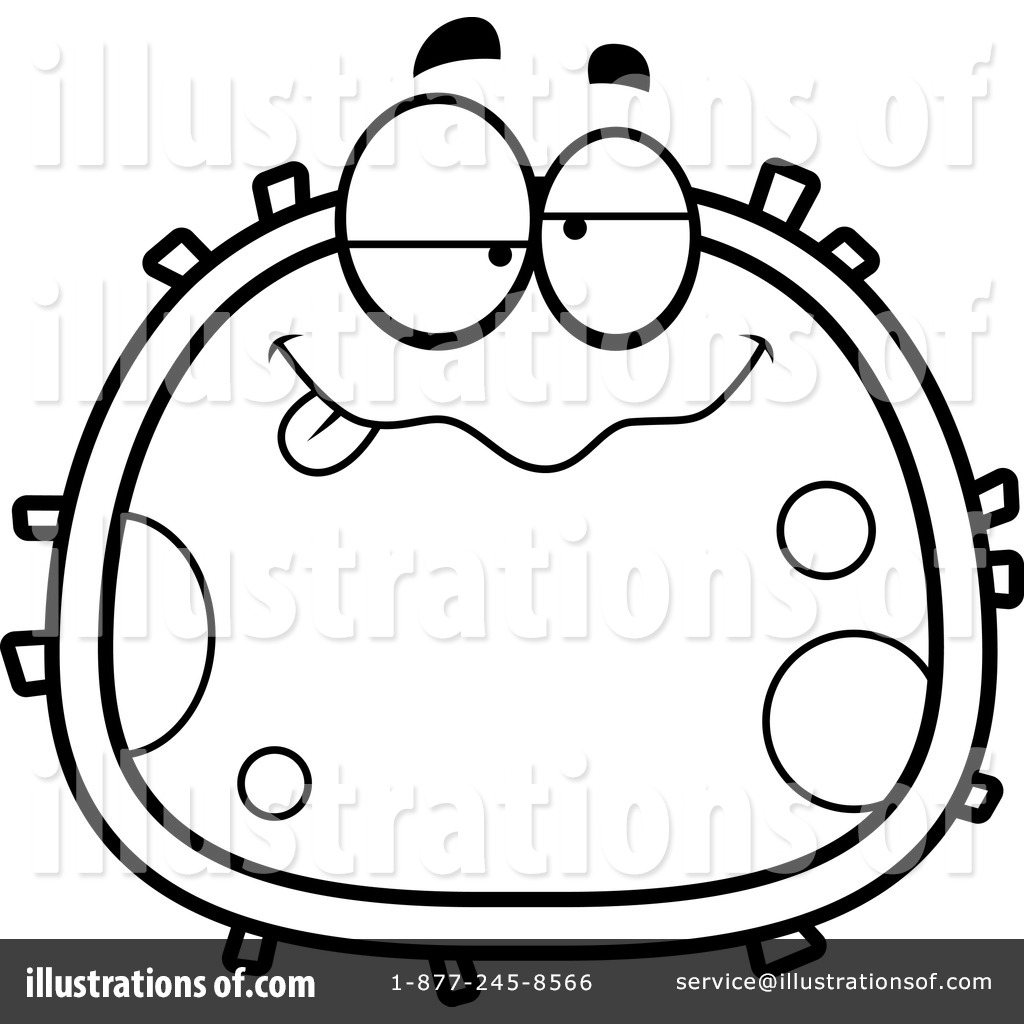 Blood Cell Coloring Pages