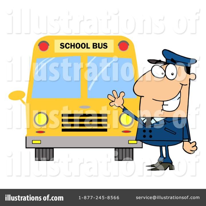 school bus driver clipart - photo #21