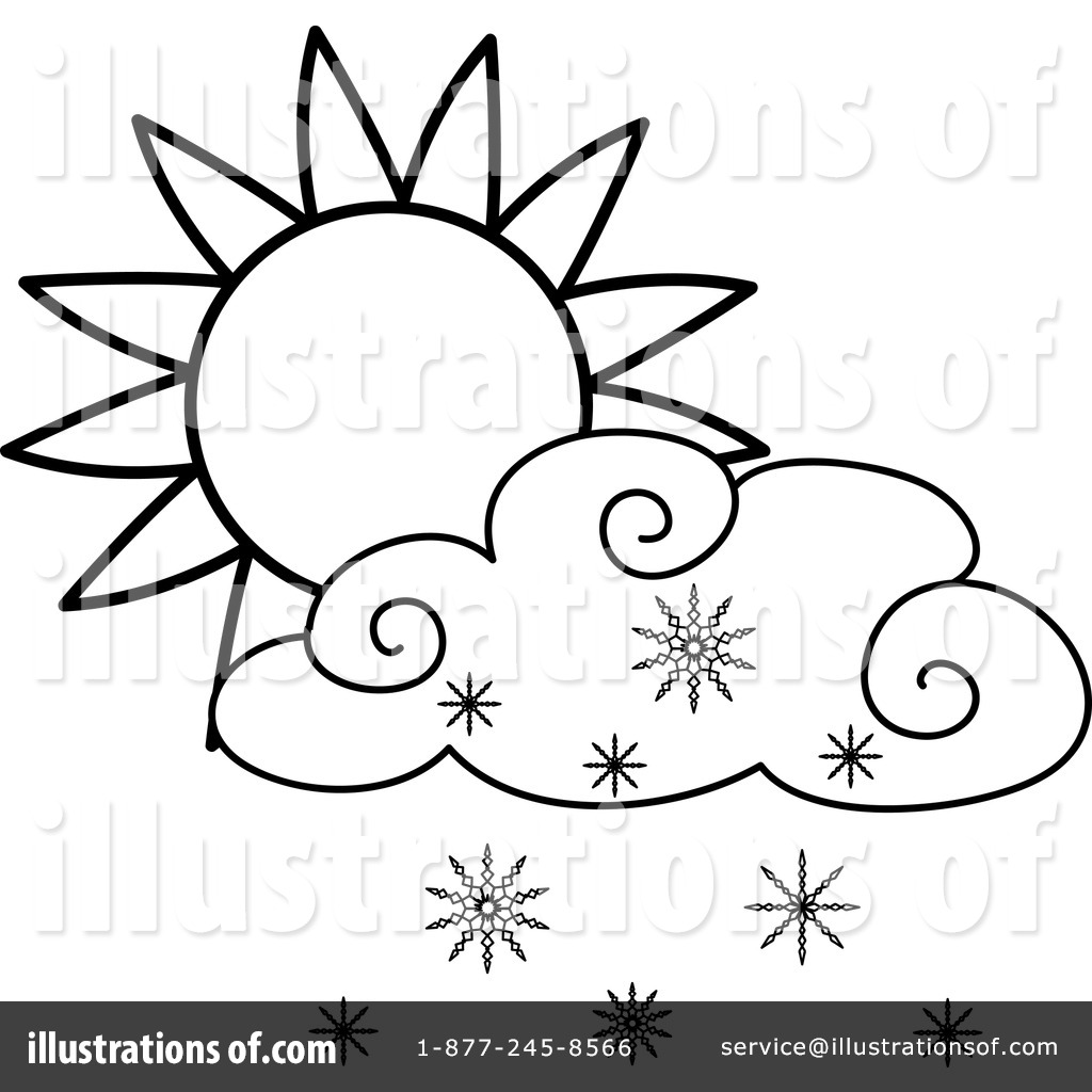 Snowing Clipart