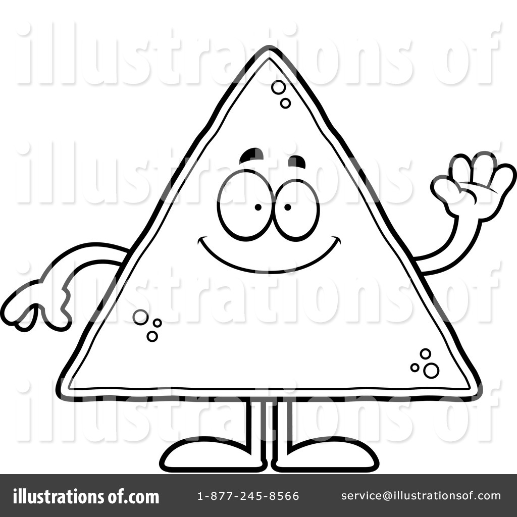 Tortilla Chip Clipart