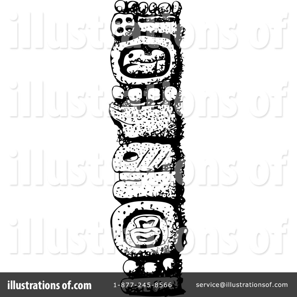 Totem Pole Clipart