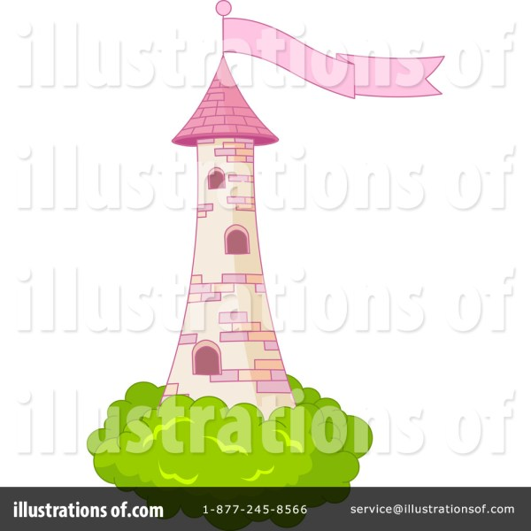 Tower Clipart #1101413 - Illustration by Pushkin