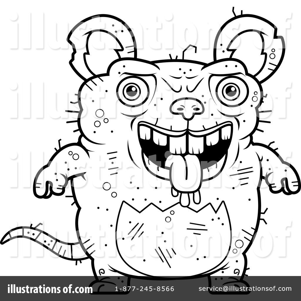 A Bald Rat