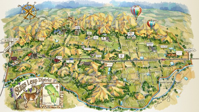 Napa Valley Map Wineries Full HD Pictures K Ultra Full Wallpapers - Napa valley winery map and trip planner