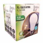 Pack de lámparas FL-10A10.KIT65