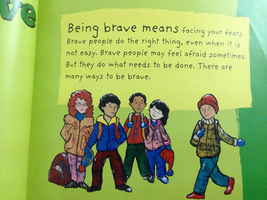How To Be Brave Responsible And An All Around Great Kid