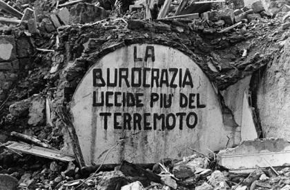 terremoti in Italia Gibellina