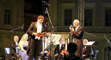 Pirano – Celebrazione per i 120 anni del monumento a Tartini
