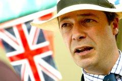 Il discorso al Parlamento Europeo di Nigel Farage