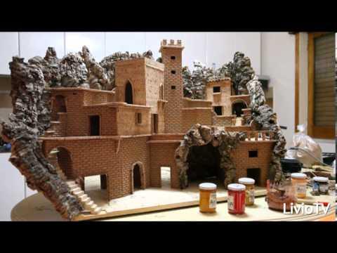 Costruire un Presepe in sughero - Video esempio pratico (the ...