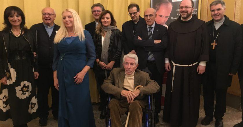 Premio Don Pino Puglisi al sacerdote Ibrahim Alsabagh