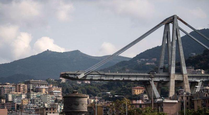 Ponte Morandi, Sicilia nella nella top ten delle proposte  di ricostruzione