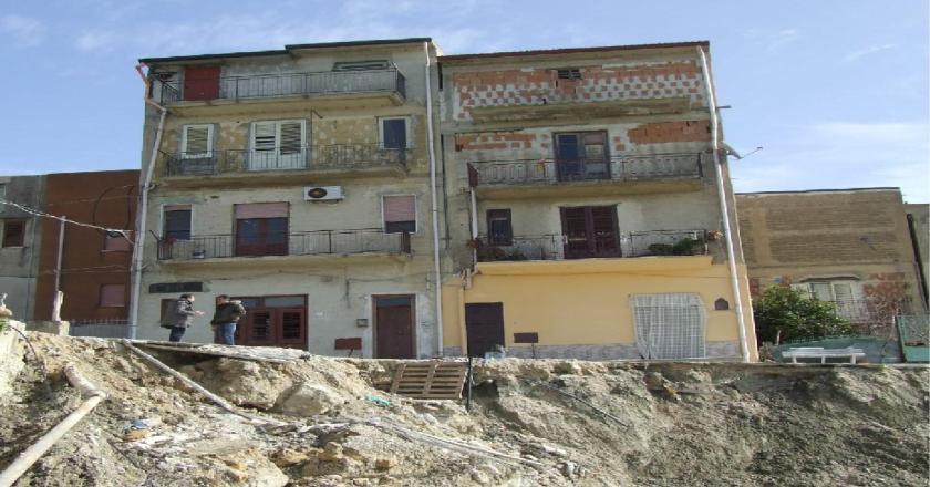 Camporeale, pubblicata gara per lavori di consolidamento del centro abitato