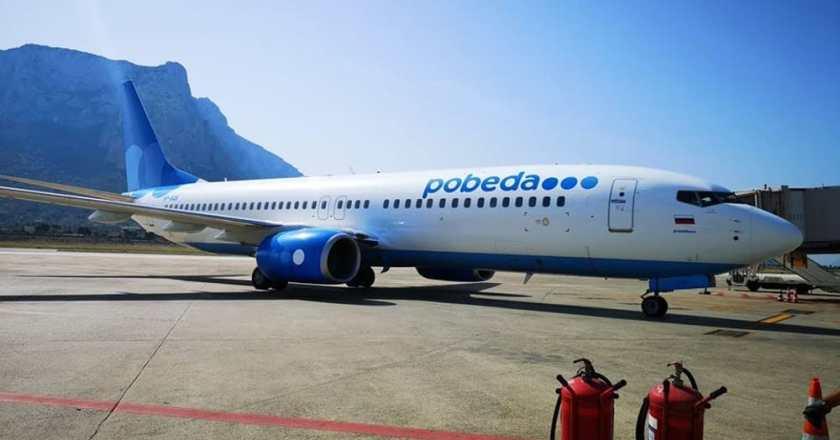 Palermo, più voli per Mosca della compagnia russa Pobeda