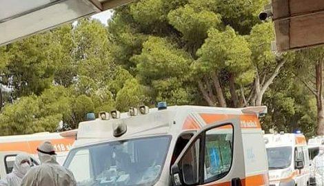 Covid: contagi in salita, Palermo rischia la zona rossa