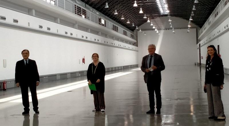 Cantieri culturali di Palermo,  alla Fondazione Merz gestione spazi espositivi
