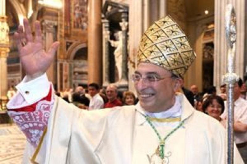 Giuseppe Marciante vescovo di Cefalù