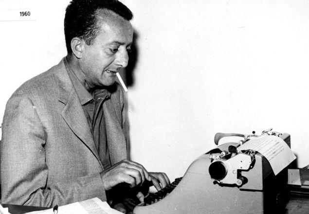 Cento anni fa nasceva Mauro De Mauro: Il Mattino di Sicilia fu uno dei sui primi giornali