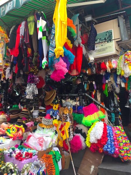Hong Kong Temple market