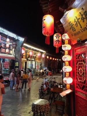 Pingyao-Street