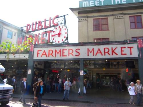 Seattle pike market