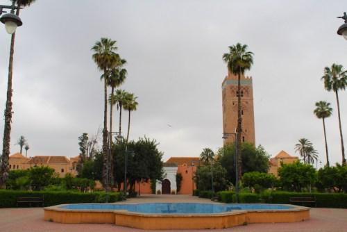 Marrakesh - MoscheaKoutoubia2