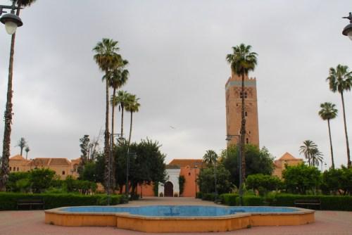 Marrakech - MoscheaKoutoubia2