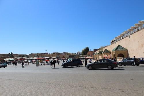 Meknes - Placeelhedim