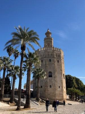 Siviglia - Torre dell'oro