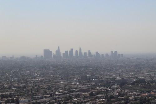 Usa panorama Los Angeles