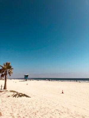 San Diego - Spiaggia