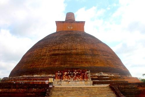 Sri Lanka - Abhayagiri Dagoba