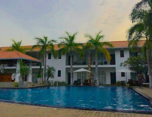 Sri Lanka - Tamarind Tree Resort