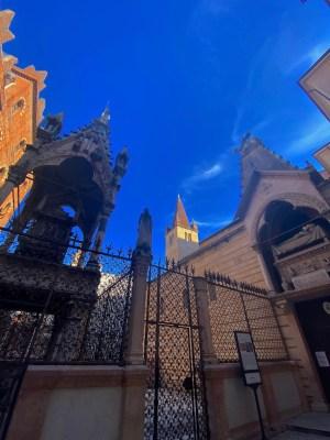 Verona le Arche Scaligere