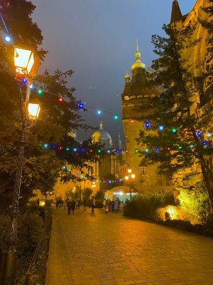 Budapest - Castello Vajdahunyad