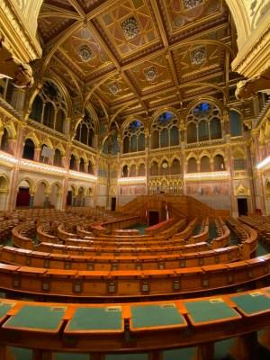 Sala parlamento