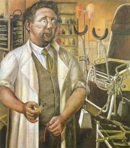 Dr. Hans Koch, the Dermatologist and Urologist, 1921