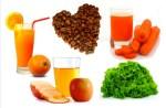 Alimenti della dieta di Gerson