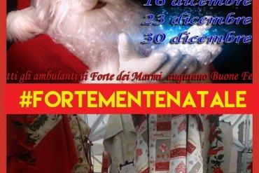 MERCATO DI NATALE, SHOPPING E SOLIDARIETÀ….