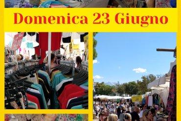 Mercoledì 1 maggio mercato a Forte dei Marmi (… e non a Carrara, a Legnano o a Moneglia!!!)