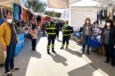 Riparte il mercato della domenica a Forte dei Marmi