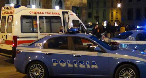Poliziotto spara al ladro di appartamenti: è grave