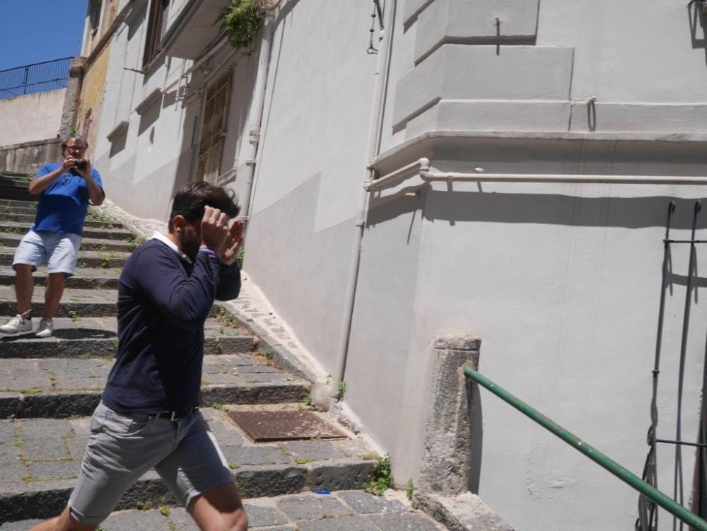 Napoli, latitante goloso tradito dalle merendine