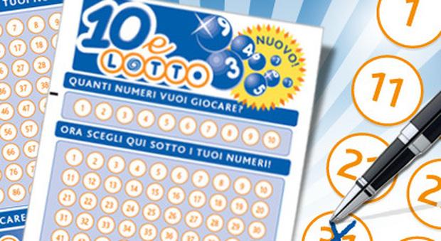 Gioca 2 Euro Al 10 E Lotto E Ne Vince 80mila
