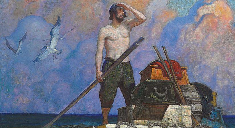 Robinson Crusoe, trecento anni di solitudine